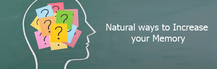 For various reasons such as aging, stress, lack of sleep etc. you can experience loss of memory. Kaldan offers you natural ways to increase your memory. These are easily applicable tips. Read the latest blog on Natural ways to increase your memory by Kaldan Doma